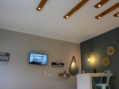 living ceiling
